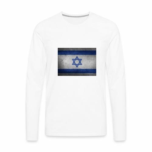 Israel - Men's Premium Long Sleeve T-Shirt