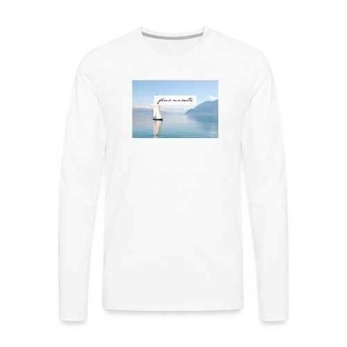 Single Sailor - Men's Premium Long Sleeve T-Shirt