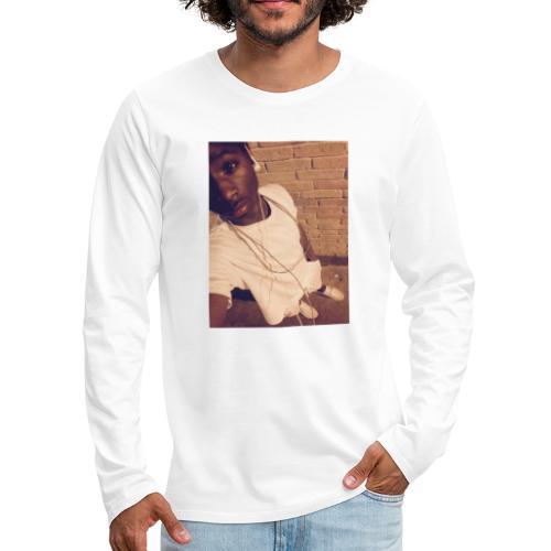 Blame It On Pooh - Men's Premium Long Sleeve T-Shirt