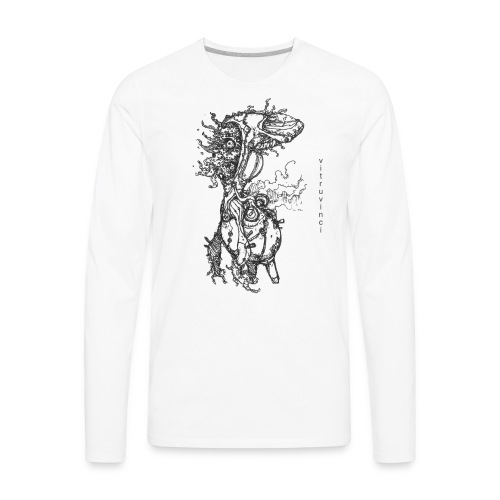 AT-AT Bioweapon - Men's Premium Long Sleeve T-Shirt