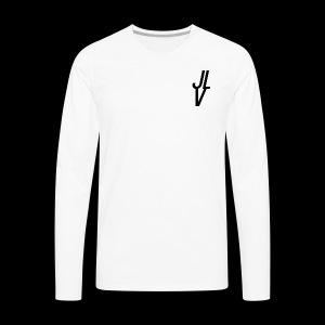 JLV Collage - Men's Premium Long Sleeve T-Shirt
