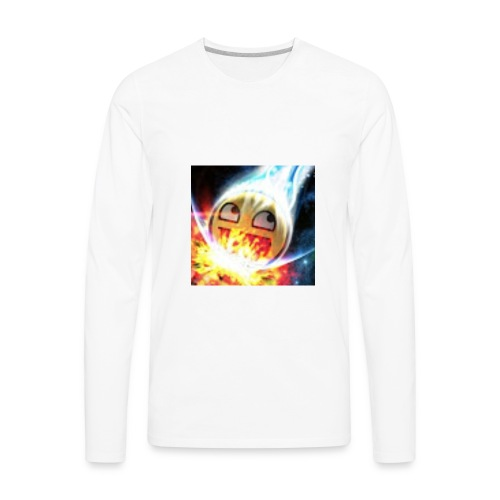 Jovanie perez - Men's Premium Long Sleeve T-Shirt