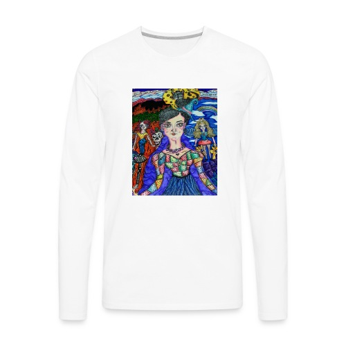 Spooky Sammie - Men's Premium Long Sleeve T-Shirt