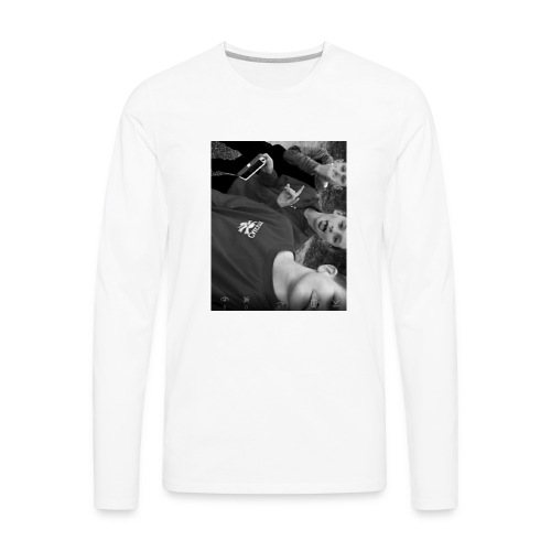cousin merch - Men's Premium Long Sleeve T-Shirt