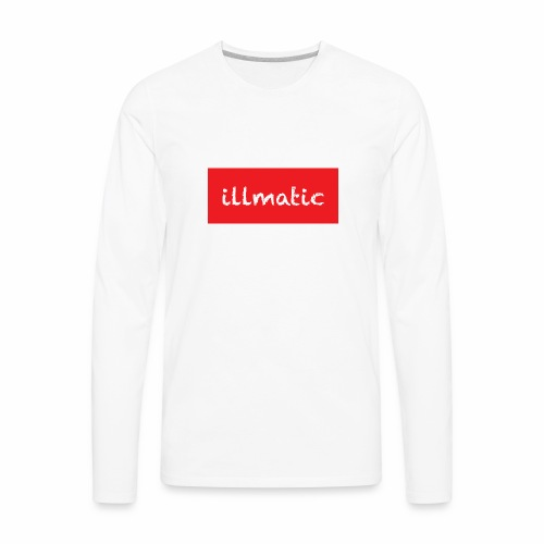 illmatic (773) - Men's Premium Long Sleeve T-Shirt