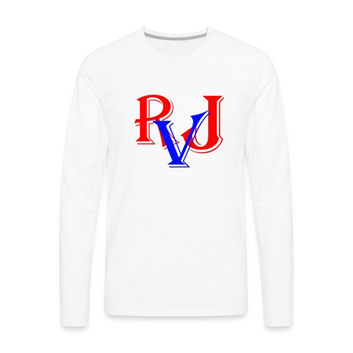 RJ Everett Vlogs - Men's Premium Long Sleeve T-Shirt