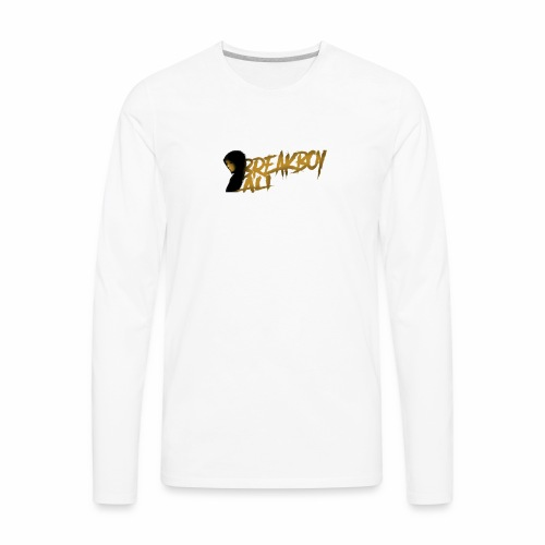 BreakBoYAli - Men's Premium Long Sleeve T-Shirt