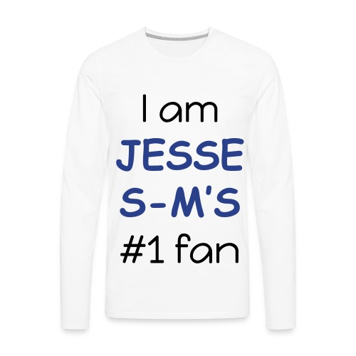t shirt design - Men's Premium Long Sleeve T-Shirt