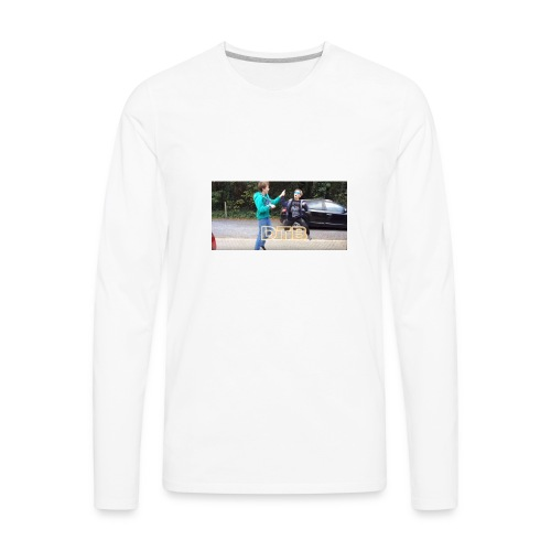 DTB Highfive - Men's Premium Long Sleeve T-Shirt