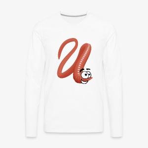 Minhoca - Men's Premium Long Sleeve T-Shirt
