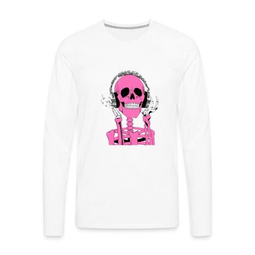 fkjkg[jkpgk - Men's Premium Long Sleeve T-Shirt