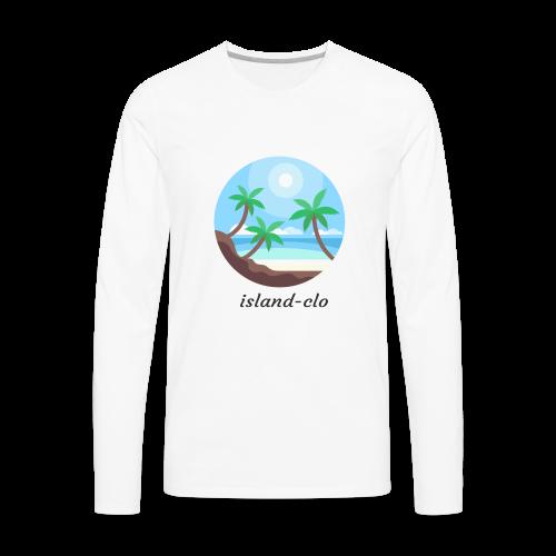 Island clothing - Men's Premium Long Sleeve T-Shirt