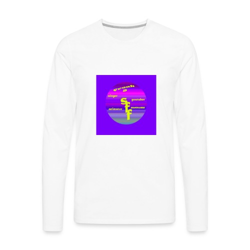 FRESH G APPAREL - Men's Premium Long Sleeve T-Shirt