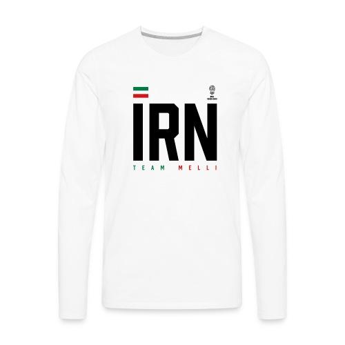 Iranian Apparel World Cup Tee - Men's Premium Long Sleeve T-Shirt