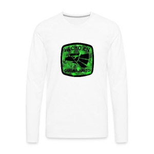 Guanajuato logo - Men's Premium Long Sleeve T-Shirt