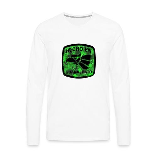 Guanajuato logo - Men's Premium Long Sleeve T-Shirt