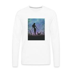 mermaid - Men's Premium Long Sleeve T-Shirt