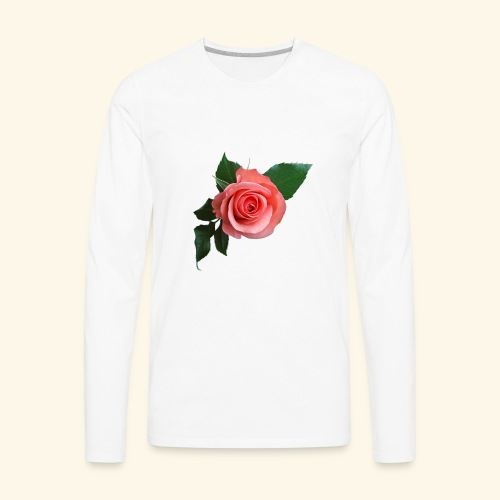 Roseyyyy - Men's Premium Long Sleeve T-Shirt