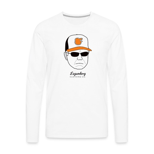 Buck - Men's Premium Long Sleeve T-Shirt