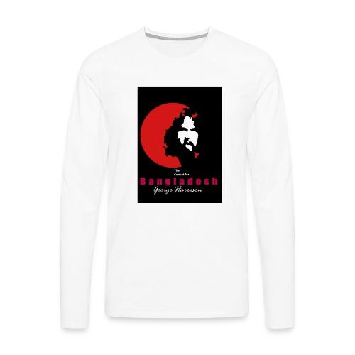 The Concert for BANGLADESH - Men's Premium Long Sleeve T-Shirt