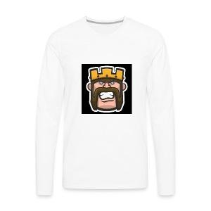 Poster - Men's Premium Long Sleeve T-Shirt