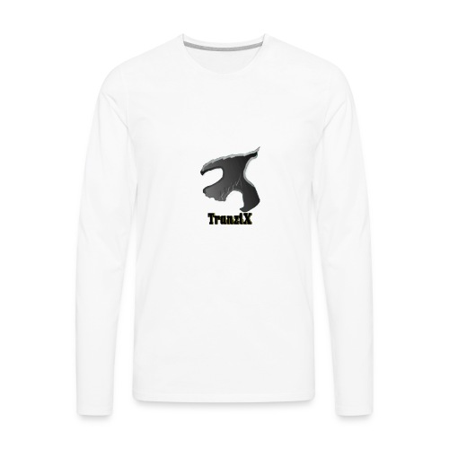 TranziX Merch - Men's Premium Long Sleeve T-Shirt
