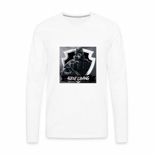 Agentgaming hoodie - Men's Premium Long Sleeve T-Shirt