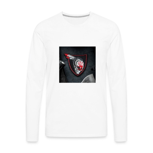 SavageRedHand - Men's Premium Long Sleeve T-Shirt