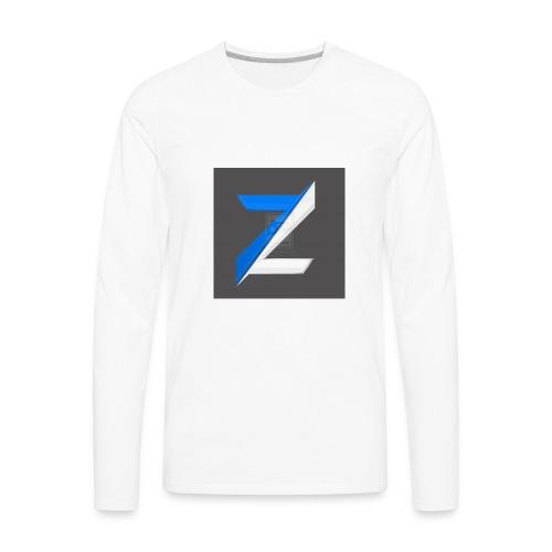 Zenomex Merch Youtube - Men's Premium Long Sleeve T-Shirt