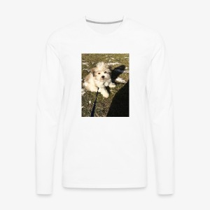 Rocky Having Fun - Men's Premium Long Sleeve T-Shirt