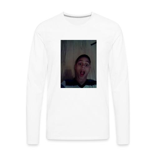 Omg I'm crazy - Men's Premium Long Sleeve T-Shirt