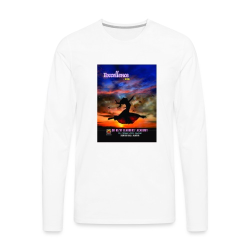 excellence - Men's Premium Long Sleeve T-Shirt