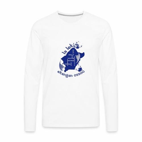 Lekie 14 - Men's Premium Long Sleeve T-Shirt