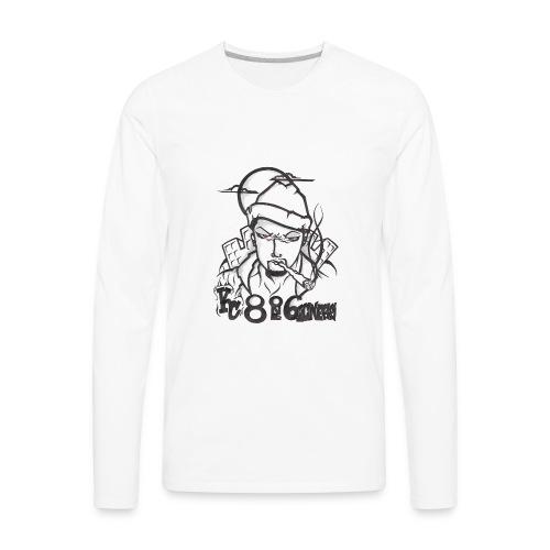 KC scene - Men's Premium Long Sleeve T-Shirt