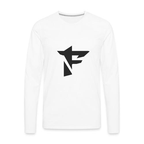 fallen nation apparale - Men's Premium Long Sleeve T-Shirt