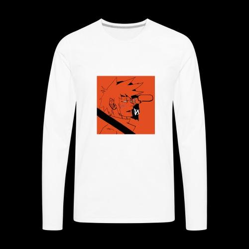 Sayer Mowat Soundcloud - Men's Premium Long Sleeve T-Shirt