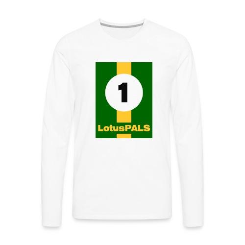 LotusPALS - Men's Premium Long Sleeve T-Shirt