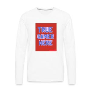 58722AF6 0345 4B70 A70B FBF270884866 - Men's Premium Long Sleeve T-Shirt