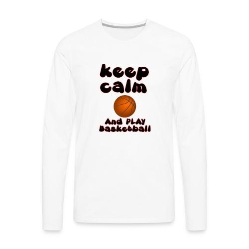 4 - Men's Premium Long Sleeve T-Shirt