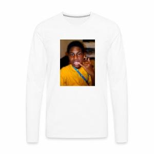 JeremiahgottfansShirts - Men's Premium Long Sleeve T-Shirt