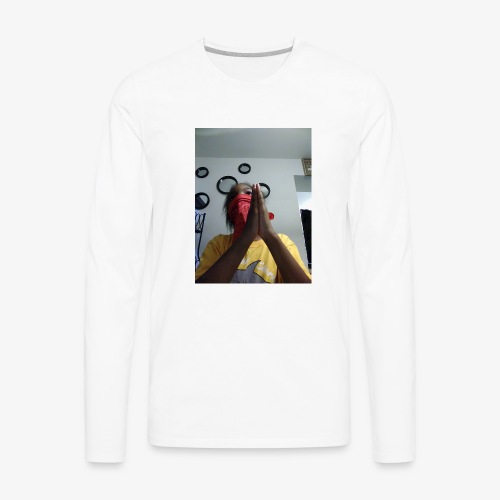 Queen_Rie_Rie - Men's Premium Long Sleeve T-Shirt