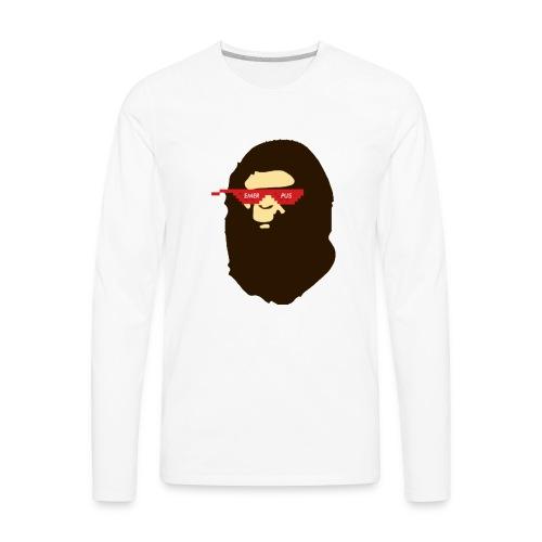 bored - Men's Premium Long Sleeve T-Shirt