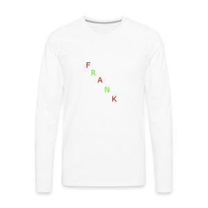X MAS MERCH - Men's Premium Long Sleeve T-Shirt