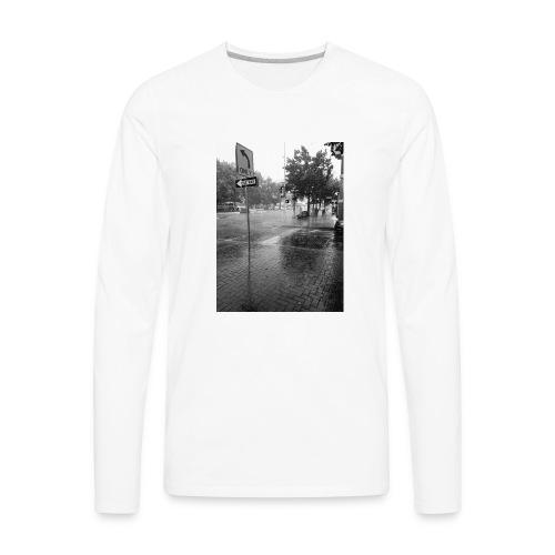 Crøss-Way - Men's Premium Long Sleeve T-Shirt