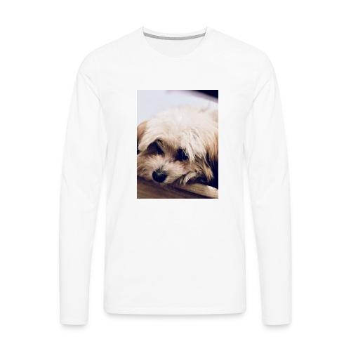 5551638F BBF7 4C09 8B18 9DF2576622F9 - Men's Premium Long Sleeve T-Shirt
