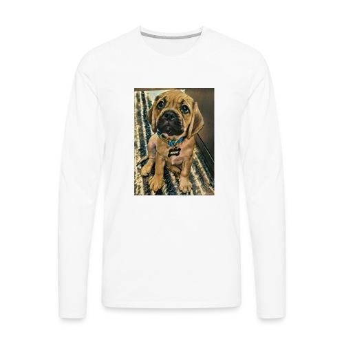 Baby Eddie - Men's Premium Long Sleeve T-Shirt