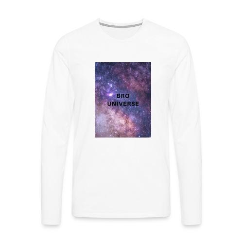 Bro - Men's Premium Long Sleeve T-Shirt
