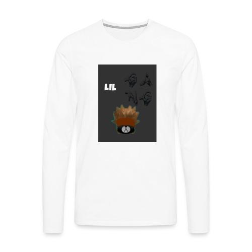 lil gang extreme shirt - Men's Premium Long Sleeve T-Shirt