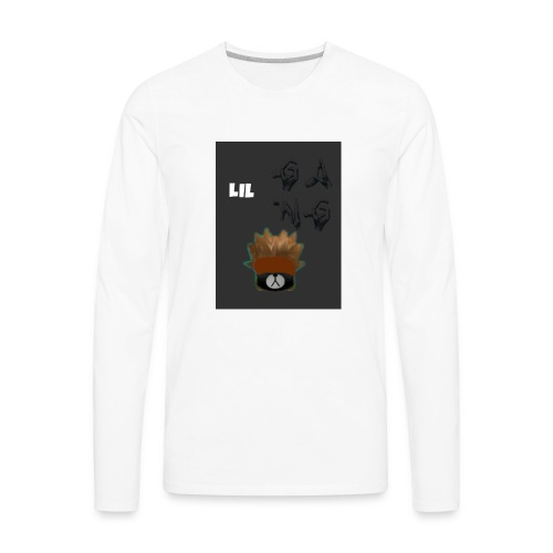lil gang extreme shirt - Men's Premium Long Sleeve T-Shirt