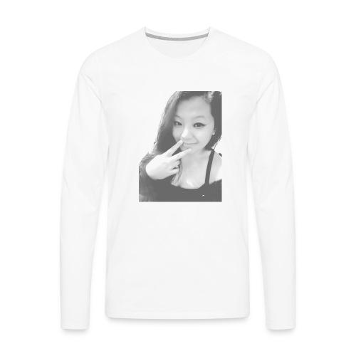 IAM - Men's Premium Long Sleeve T-Shirt